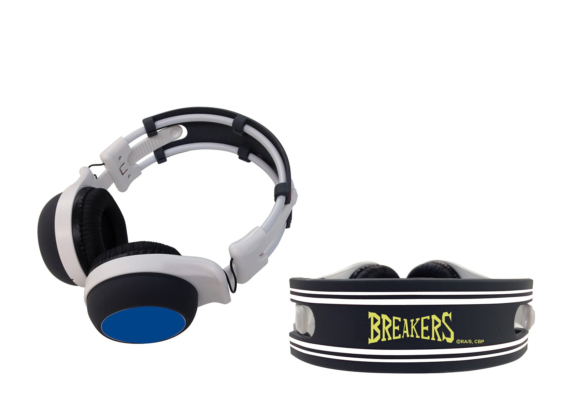 BREAKERSヘッドフォン